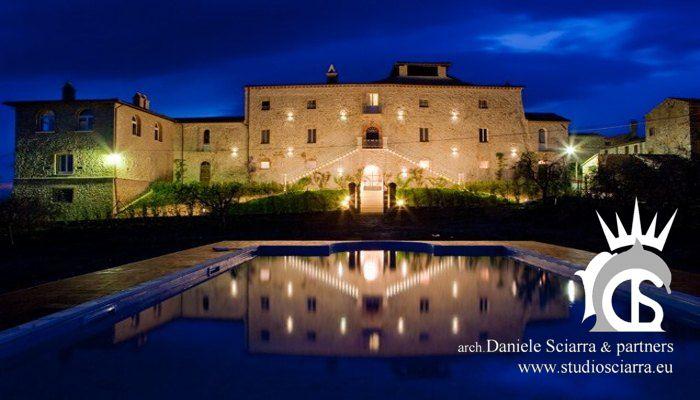 Trasformazione di un Castello in Hotel e SPA