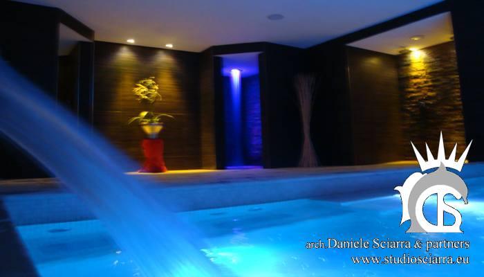 progettazione centri benessere piscine idromassaggio realizzazione centri benessere spa realizzazione centri benessere hotel alberghi