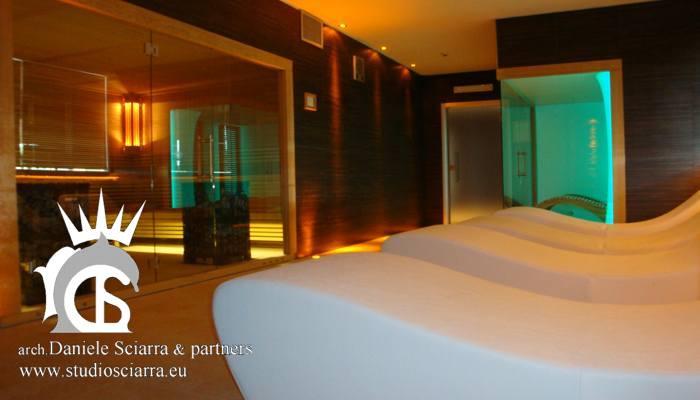 progettazione centro benessere stanza del sale realizzazione centri benessere spa realizzazine centri benessere hotel alberghi