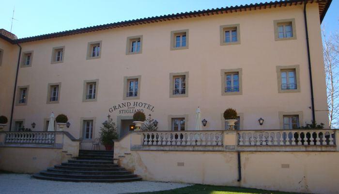 Grand Hotel alle Terme di Stigliano - Roma