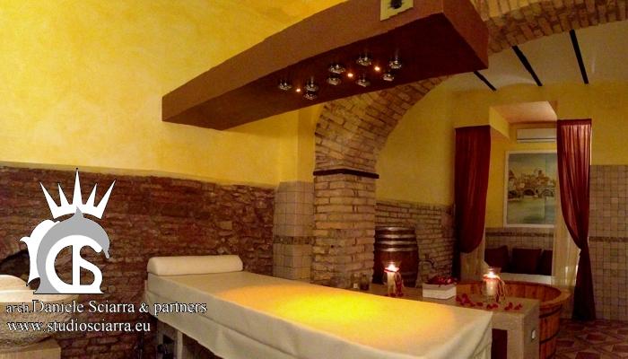progettazione centri benessere hammam e vinoterapia realizzazione centri benessere spa hotel e alberghi